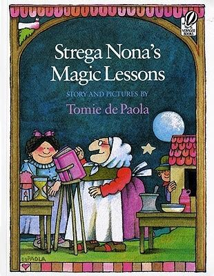 strega nona s magic lessons by tomie depaola reviews