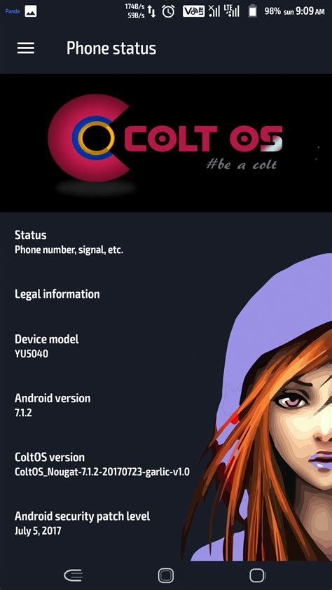 yureka themes for android download and install colt os rom in yu yureka black