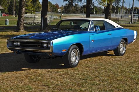 1970 DODGE CHARGER R/T 2 DOOR COUPE   96345