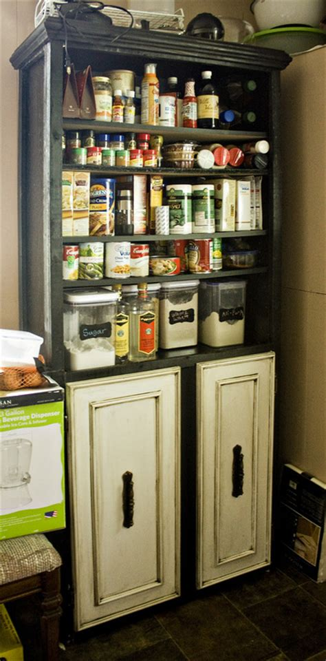 turn a 30 bookcase into a 300 pantry susan rogers