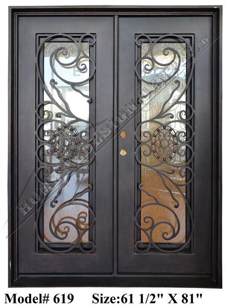 Iron Works Doors by Wrought Iron Doors