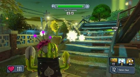 Garden Warfare Gameplay by Plants Vs Zombies Garden Warfare Playstation Review