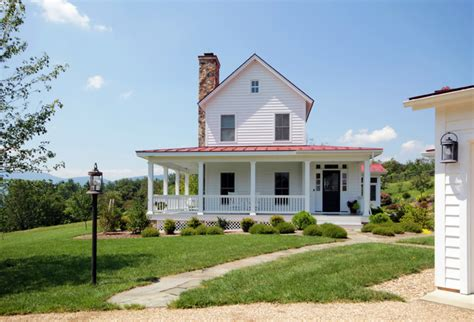 Lake Front Home Plans Classic Virginia Farmhouse W Lovely Interior 10 Hq