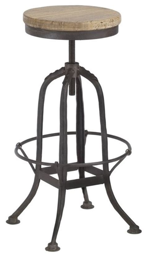 Wrought Iron Bar Stool Wrought Iron Counter Stool Contemporary Bar Stools And Counter Stools By Williams Sonoma