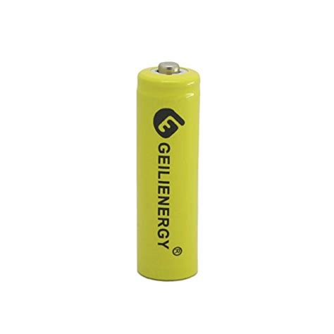 1 2 volt rechargeable batteries for solar lights geilienergy 1 2v aaa nicd 600mah a rechargeable