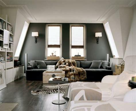 wohnzimmer graue wand grau als trendfarbe streichen sie ihre w 228 nde neu