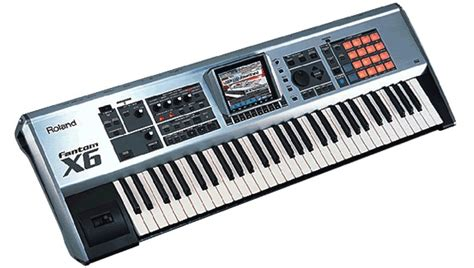 Keyboard Roland Fantom X6 piano for sale almost new roland fantom x6 workstation