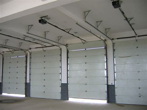 Sectional Overhead Garage Door Commercial Insulated Sectional Doors Nor Cal Overhead Inc