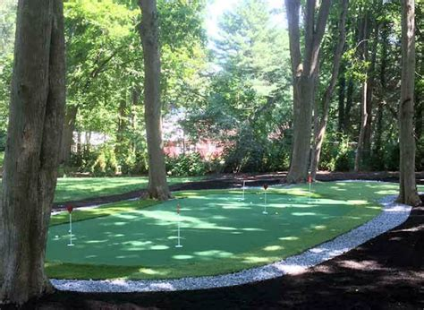 backyard golf hole backyard golf hole home outdoor decoration