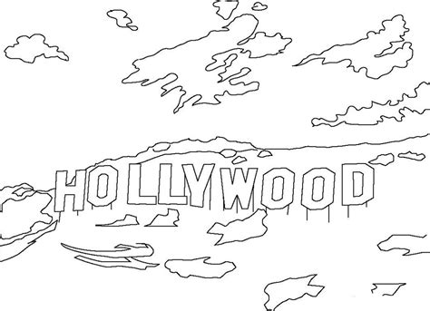 printable hollywood letters pin printable hollywood sign letters welcome to