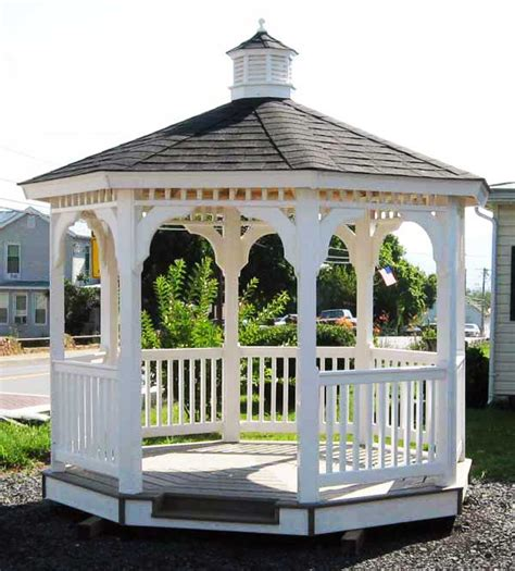garden gazebo kits 5 great garden and patio makeover ideas