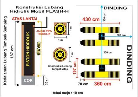 Hidrolik Cuci Mobil Type X Peralatan Hidrolik Cuci Mobil Pusat Hidrolik Alat Cuci