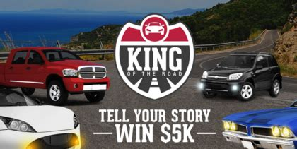 Kings Home Boat Giveaway - federal mogul king of the road giveaway sun sweeps