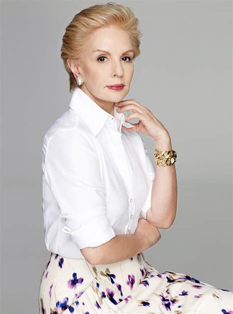 Caroline White carolina herrera 233 uma das mulheres elegantes do mundo