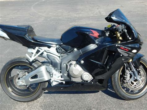 2005 cbr600rr for sale page 1 used cbr600rr motorcycles for sale