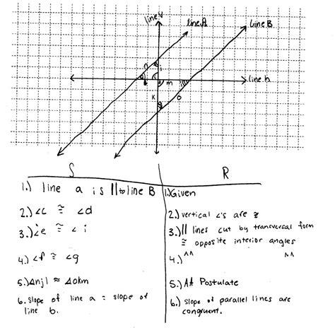 Proving Lines Parallel Worksheet Answers by Proving Lines Parallel Worksheet Free Worksheets Library