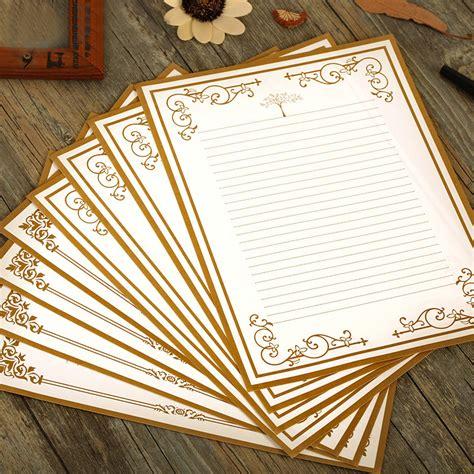 designer writing paper popular designer letter paper buy cheap designer letter