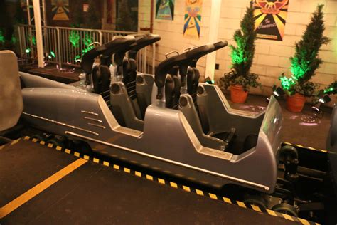 roller coaster seat belt comes a guide to walt disney world attraction vehicles and