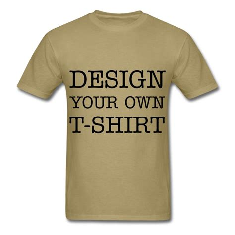 design your own t shirt t shirt spreadshirt