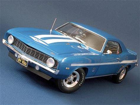 1969 Chevrolet Camaro Tuxedo Black Ertl 1 18 Evergreen Toys 1 Of 2200 diecast news modell neuheiten 3rd quarter 2008