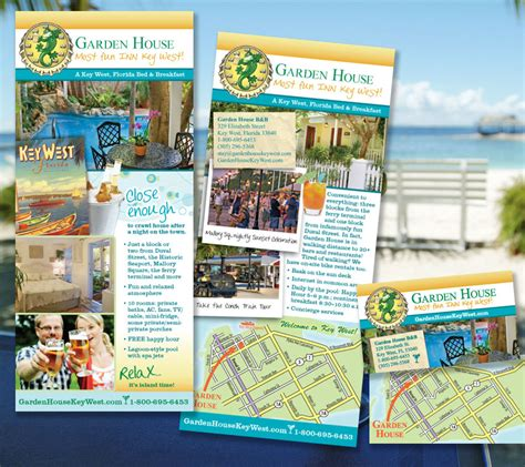 Paranormal Tour Rack Card Free Template by Key West Florida Inn S New Print Designs Match Website