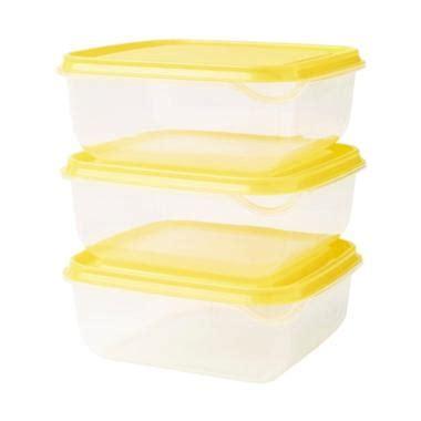 Ikea Jamka Tempat Kontainer Makanan Isi 3 Pcs Ready Stok jual produk food container harga promo diskon blibli