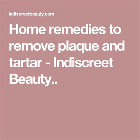 1000 ideas about tartar removal on skin tags