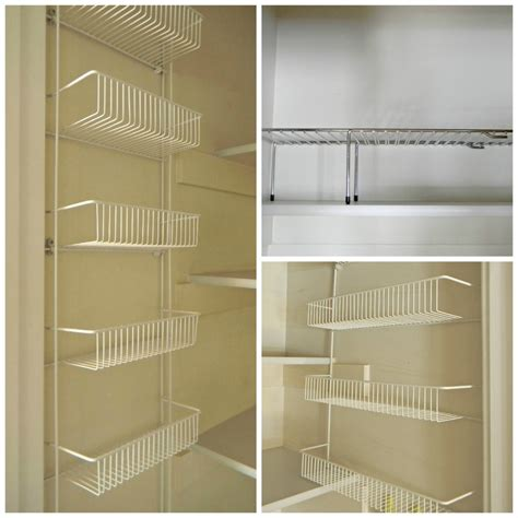 Wire Pantry Shelving by Pantry Organization Organize And Decorate Everything