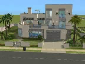 villa panoramique maisons deco sims2