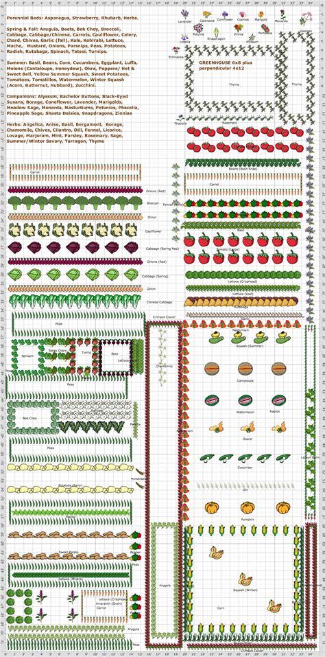 Victory Garden Layout Garden Plan Classic Victory Garden Wwii