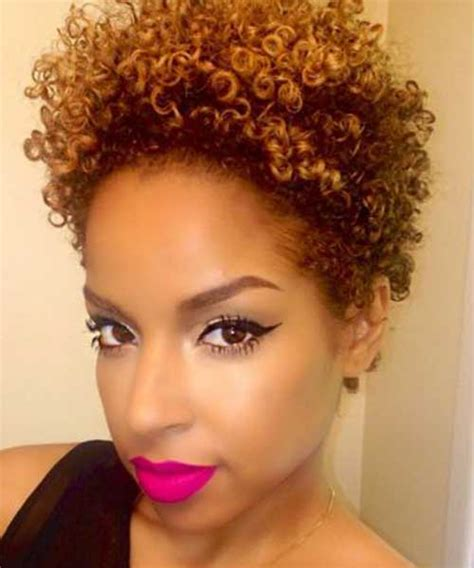 hairstyles for short afro curly hair 25 short curly afro hairstyles short hairstyles 2017