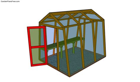Backyard Greenhouse Plans Mini Greenhouse Plans Free