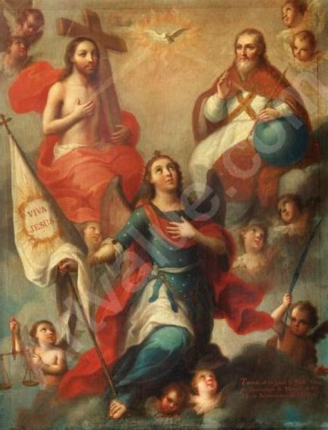 imagenes de la up la sant 205 sima trinidad alabada por la corte celestial