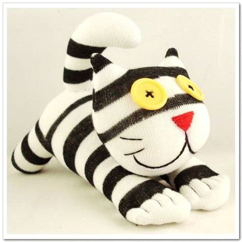 sock cat top 7 ideas about sock creature ideas on baby toys sock animals and cats