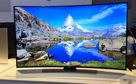 samsung s new 4k u9000 u8550 what we flatpanelshd