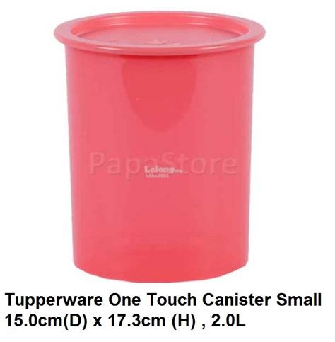 Tupperware Oz One Touch Canister Tupperware tupperware 1pc 2 0l one touch canist end 2 1 2017 11 15 pm