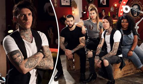 tattoo fixers in fresh controversy as artist makes this tattoo fixers sketch on why he d love to get his hands on