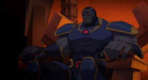 justice league the darkseid darkseid vs ocean master battles comic vine