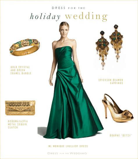 Emerald Green Formal Gown   Dress for a Black Tie Wedding