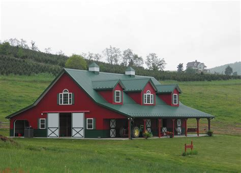 Barn Like House Plans | west jefferson