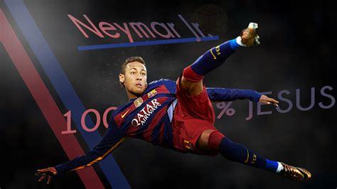soccer play desktop neymar football soccer player hd free kick in