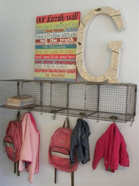 entryway backpack storage best ideas for entryway storage
