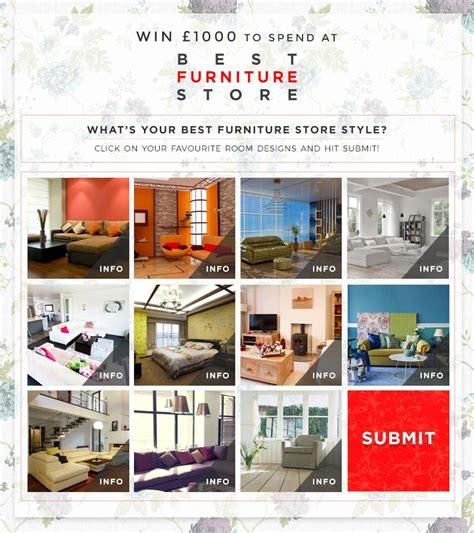 promotion ideas furniture marketing caigns social media digital visitor