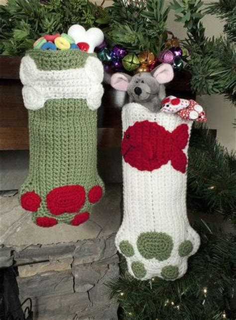 pattern for cat christmas stocking crochet christmas stocking for your fur family members