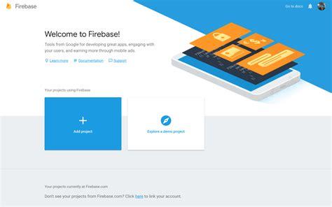 firebase tutorial beginners firebase tutorial getting started
