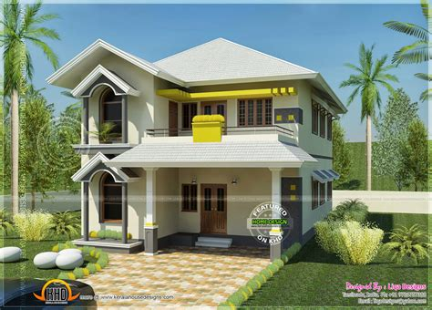 house south india