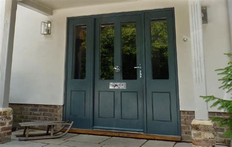 Timber Entrance Doors Westbury Windows Joinery Front Door Opening Outwards