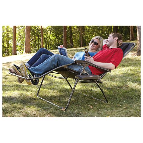 Bliss Hammocks 2 Person Gravity Free Recliner by Bliss Hammocks 174 2 Person Gravity Free Recliner 578462