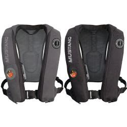 Mustang H I T Auto Inflatable Pfd by Mustang Survival Md5183 13 Fisheries Supply