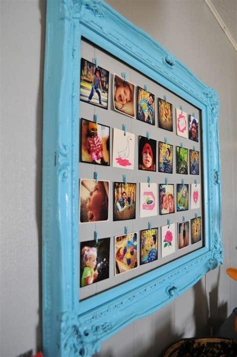 Charmant tableau pele mele photo #1: cadre-pele-mele-photo-les-meilleures-idees-pour-vos-murs-idee-deco.jpg